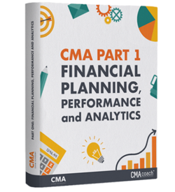 Part 1 CMA Review Textbook