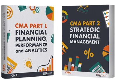 CMA Textbooks Combo