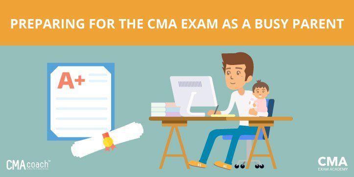 preparing for the cma exam