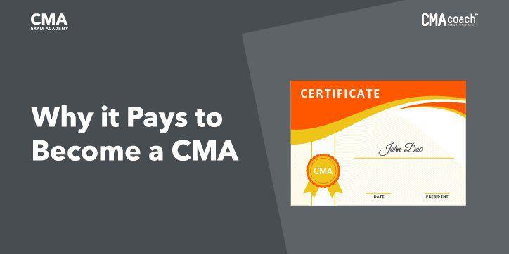 CMA-benefits
