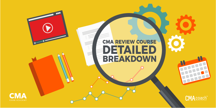 cma review course detailed breakdown