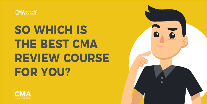best cma review course for you