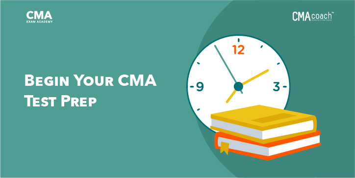 Begin Your CMA Test Prep