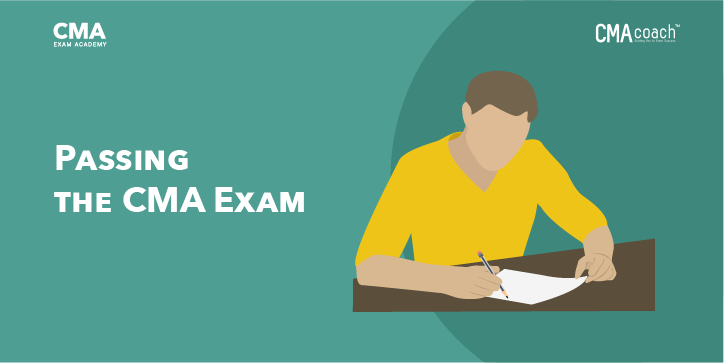 Passing the CMA Exam
