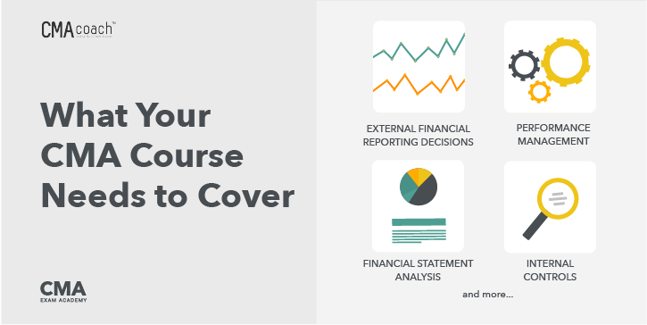 what your cma course needs to cover