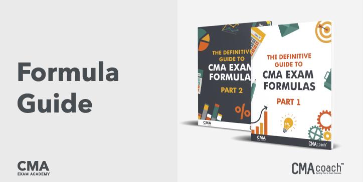 CMA formula guides