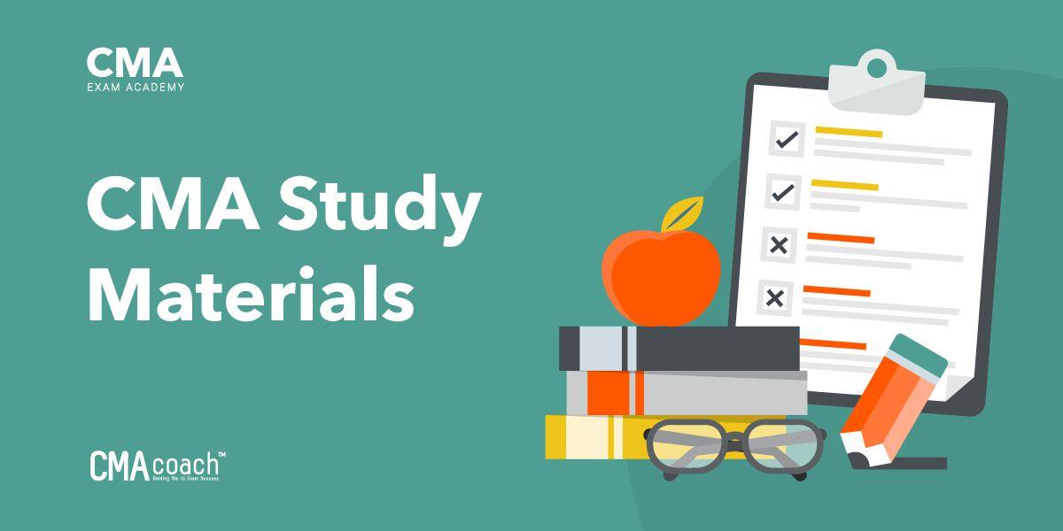 cma study materials