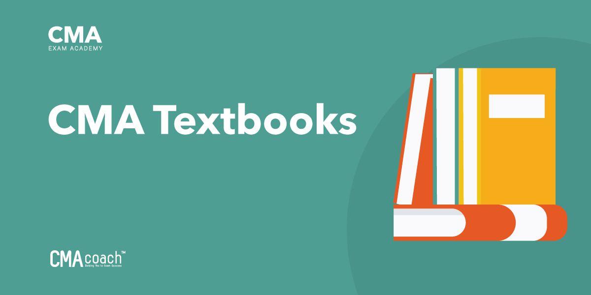 cma textbooks