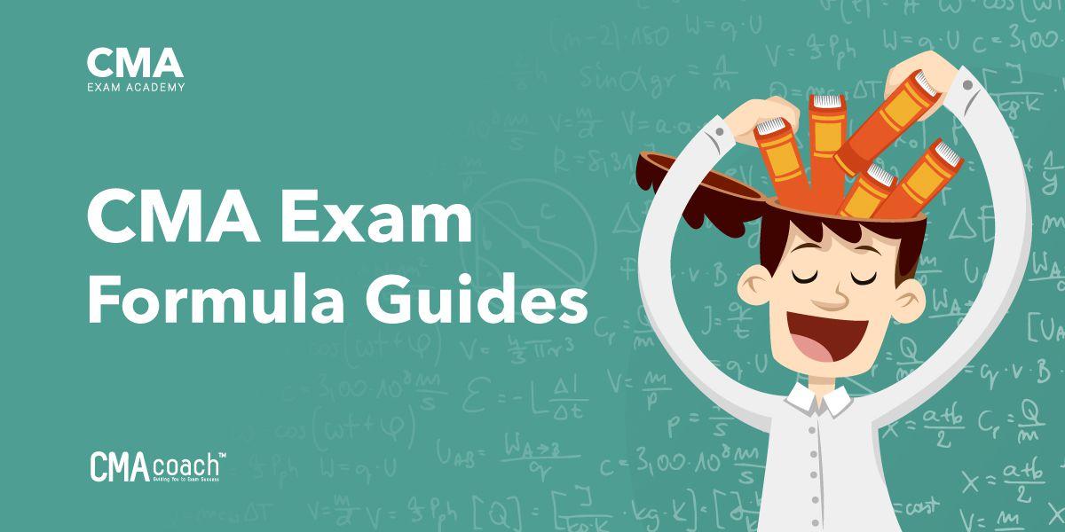 CMA exam formulas