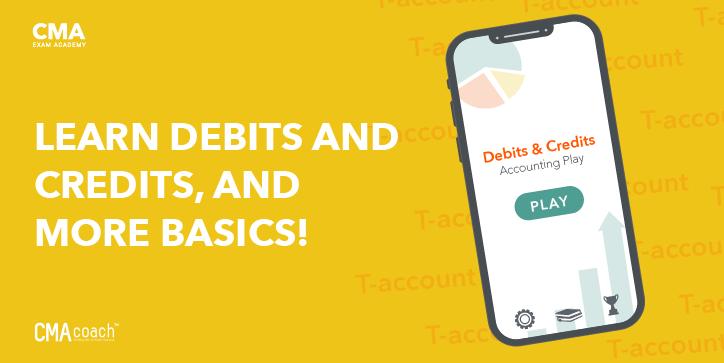 Learn Debits Credits Accounting Basics
