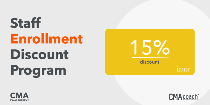 Staff Enrollment Discount Program