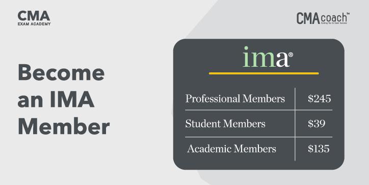 become an ima member