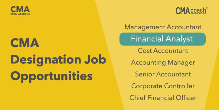 CMA Designation Job Opportunities