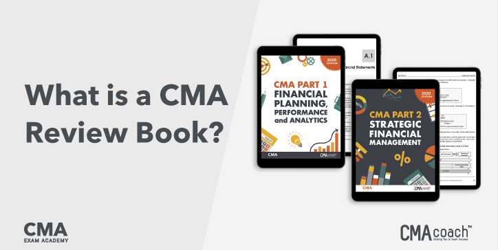 What is a CMA Review Book?