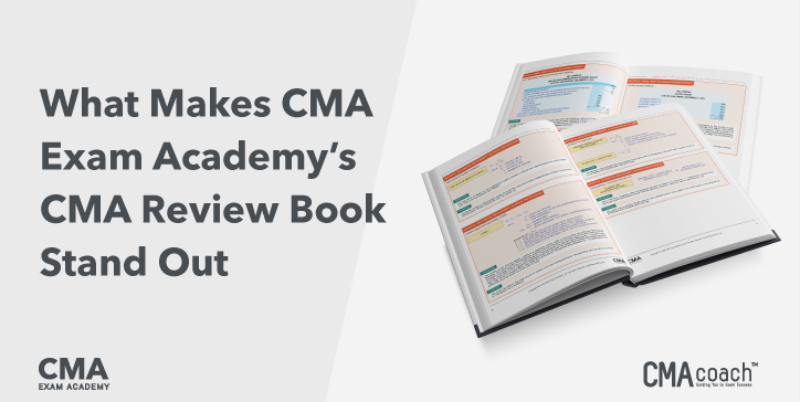 What Makes CMA Exam Academy's CMA Review Book Stand Out