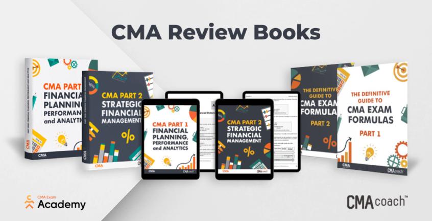 CMA Review Books