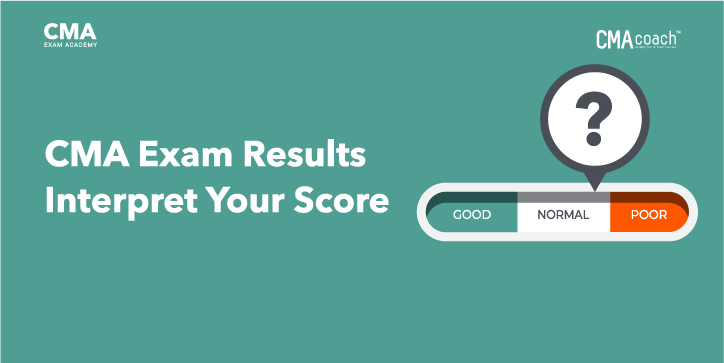 CMA Exam Results
