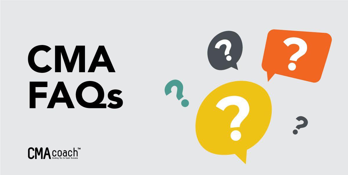 Certified Management Accountant FAQ