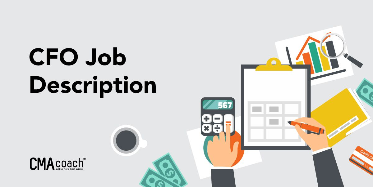 cfo job description