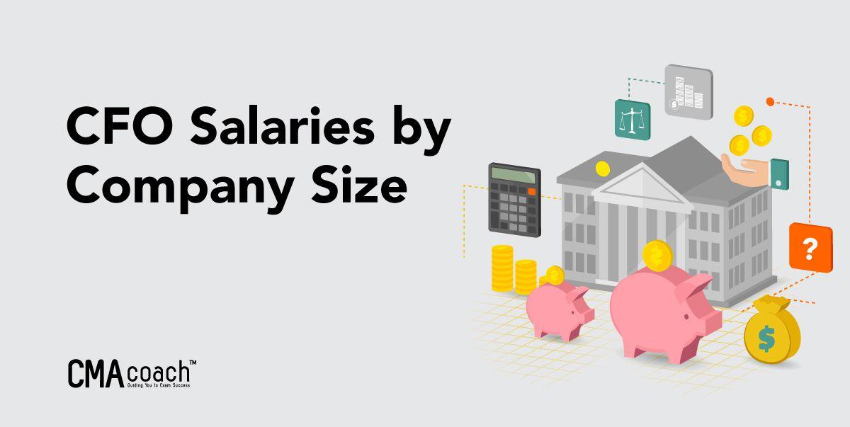 cfo pay by company size