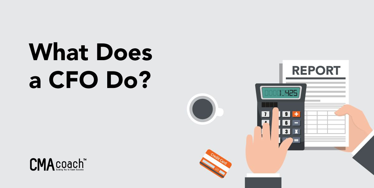 what does a cfo do