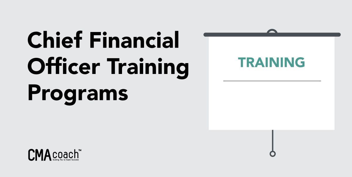 cfo training programs