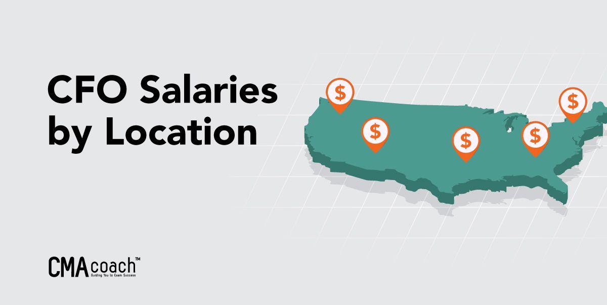 cfo salaries by location