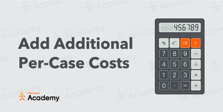 additional costs