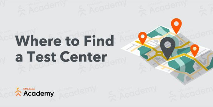 where to find a test center