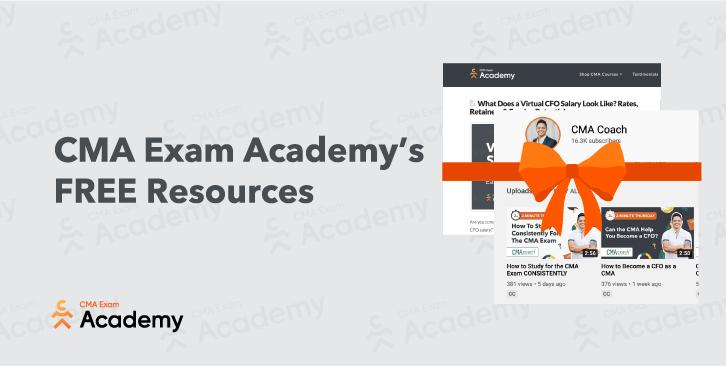 Free CMA resources