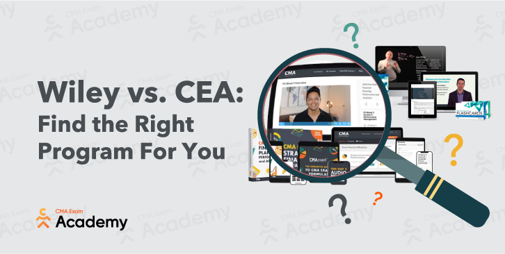 Wiley vs CEA Find the Right Program for You