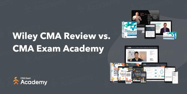 Wiley vs CMA Exam Academy