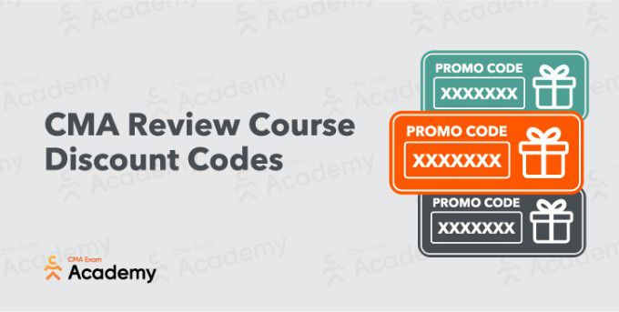 CMA review courses discounts codes