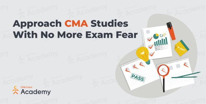 approach cma studies with no more exam fear